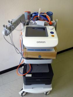 血圧脈波検査装置 form BP-203RPEⅢ