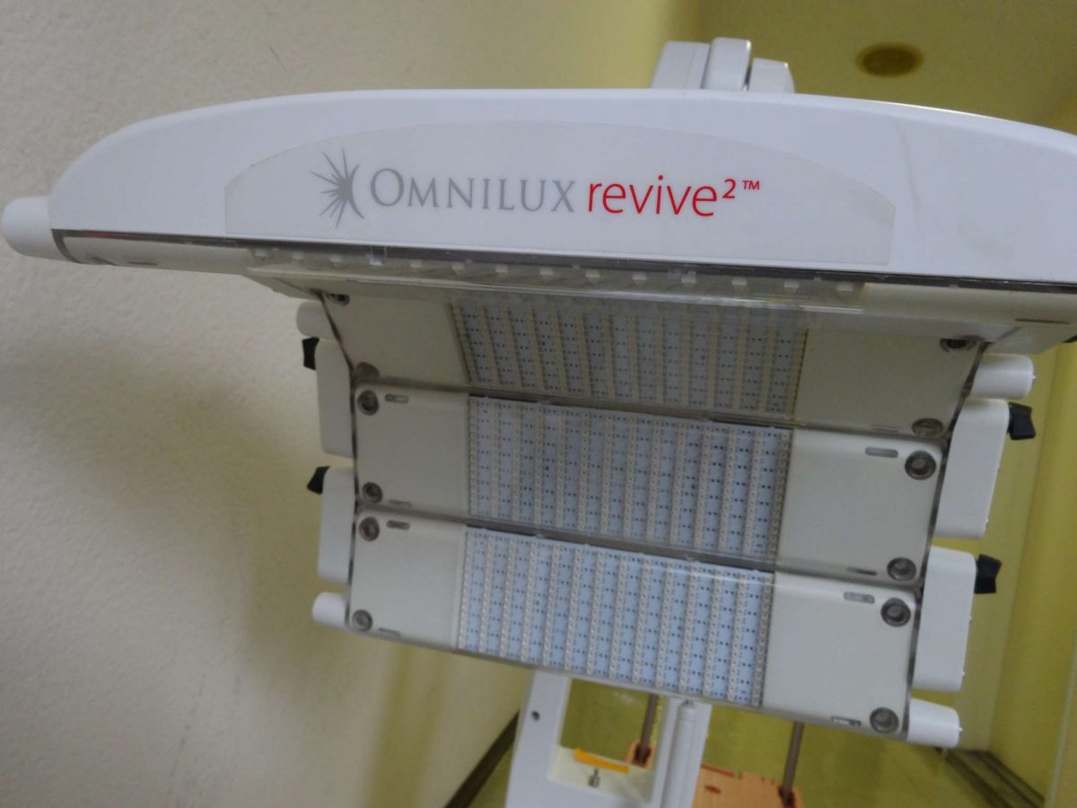 Omnilux Revive2(オムニラックス リヴァイブ)