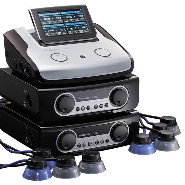 干渉電流型低周波治療器 イトー ES-8000